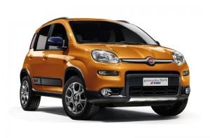 Série spéciale : Fiat Panda 4X4 K-Way
