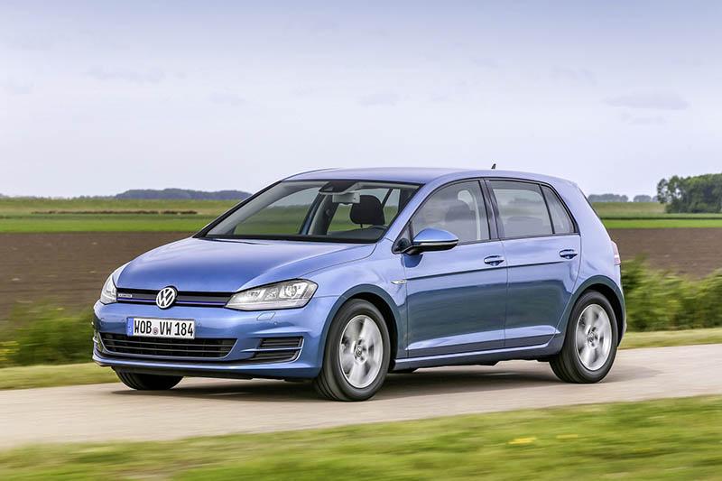 Volkswagen Golf 1.0 TSI 115 ch BlueMotion
