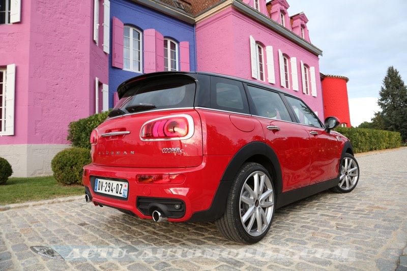 essai mini clubman 2015 conclusion photos actu automobile. Black Bedroom Furniture Sets. Home Design Ideas