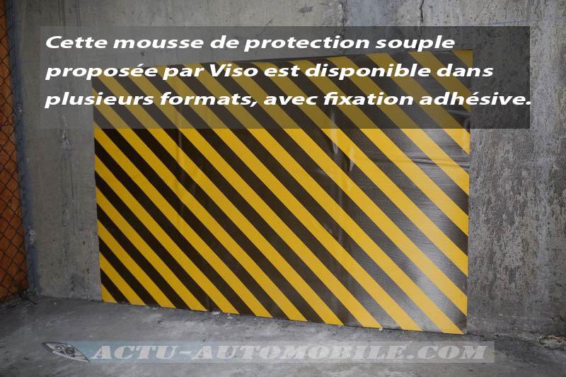 Protection murale Viso