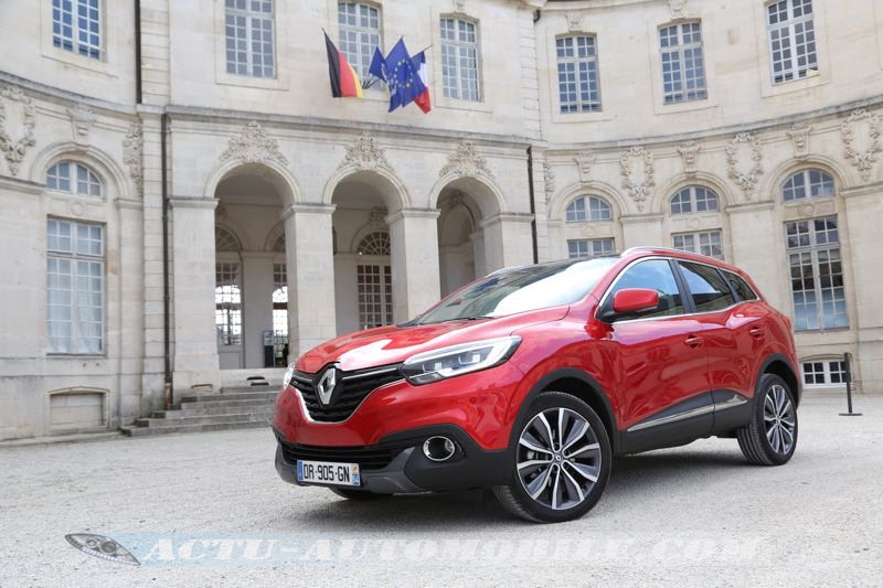 Essai Renault Kadjar dCi 130 AWD