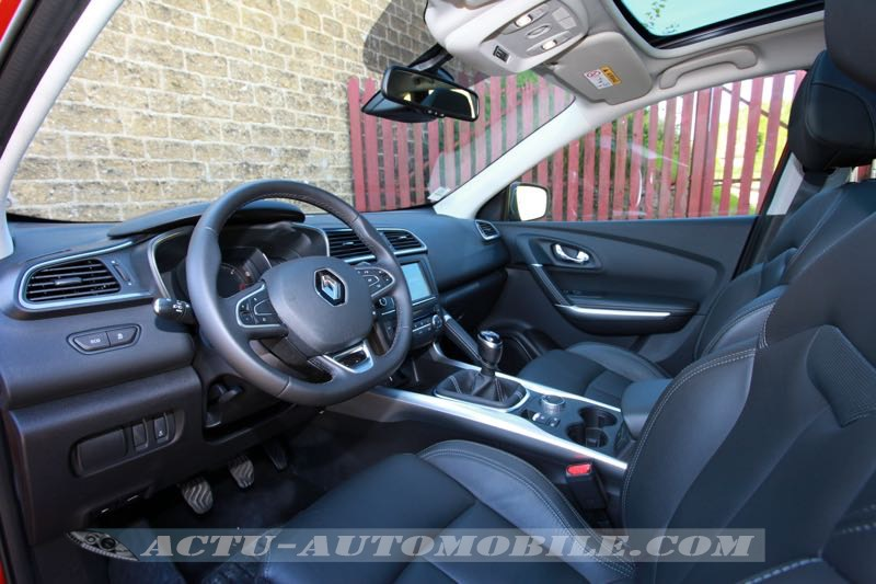 Essai Renault Kadjar dCi 130 4WD