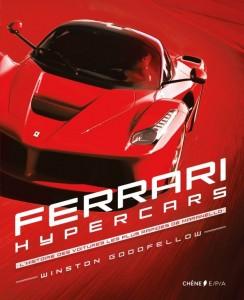 Livre : Ferrari Hypercars de Winston Goodfellow