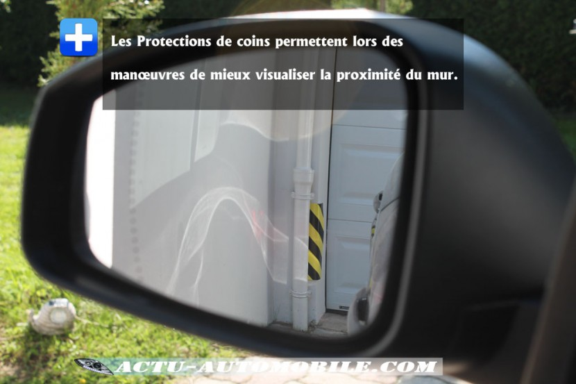 Protection de coin VISO