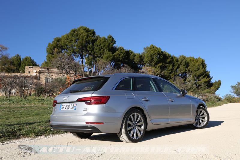 Audi A4 Avant Design Edition