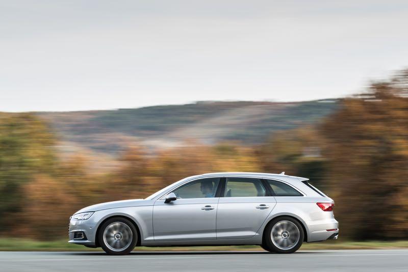 Essai nouvelle Audi A4