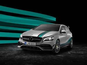 Mercedes Classe A 45 AMG World Champion Edition