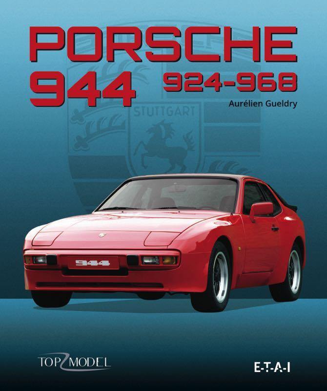 Livre : Porsche 944 924-968