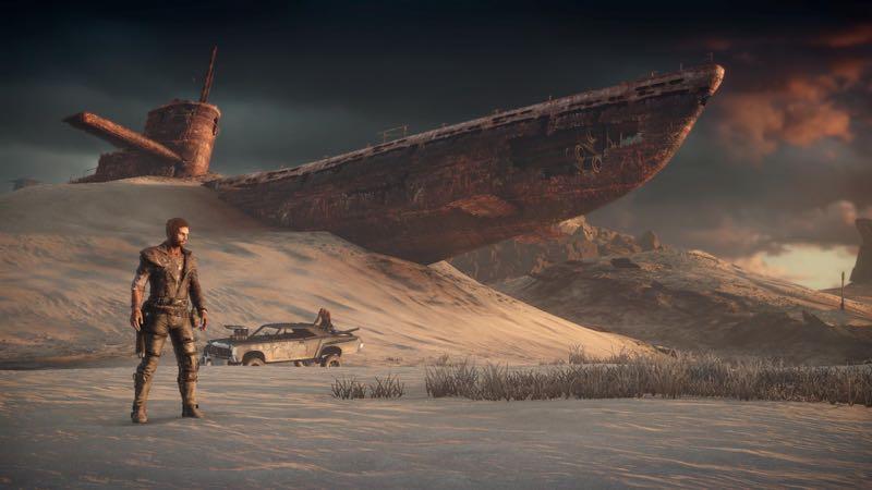 Essai Mad Max sur PS4