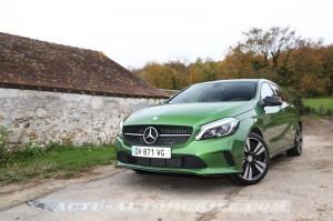 Essai Mercedes Classe A 2015