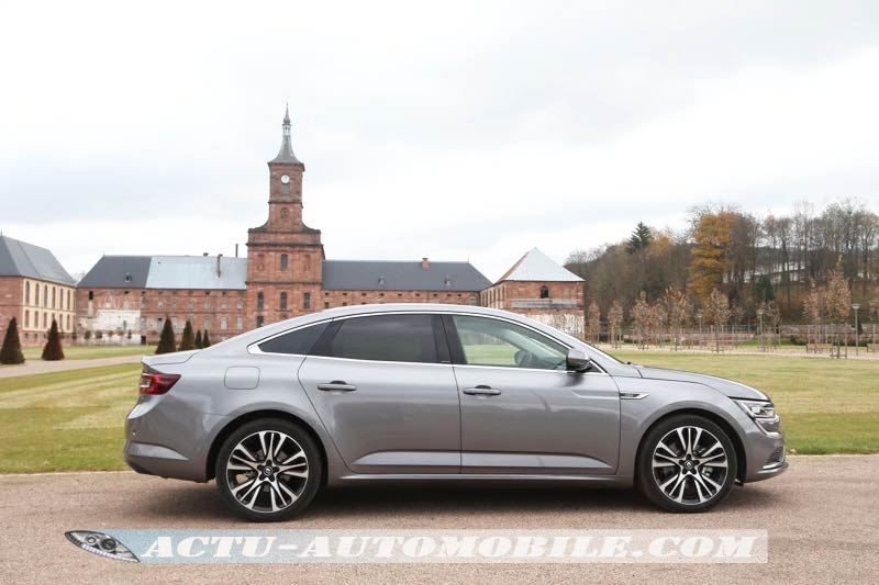 Renault Talisman dCi 160 Initiale
