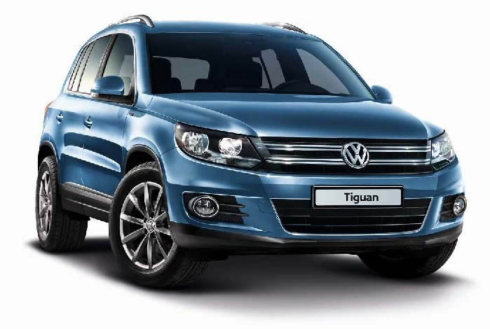 Série spéciale : Volkswagen Tiguan Match