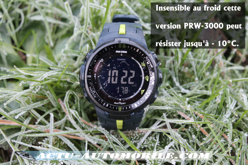 Casio PRW 3000