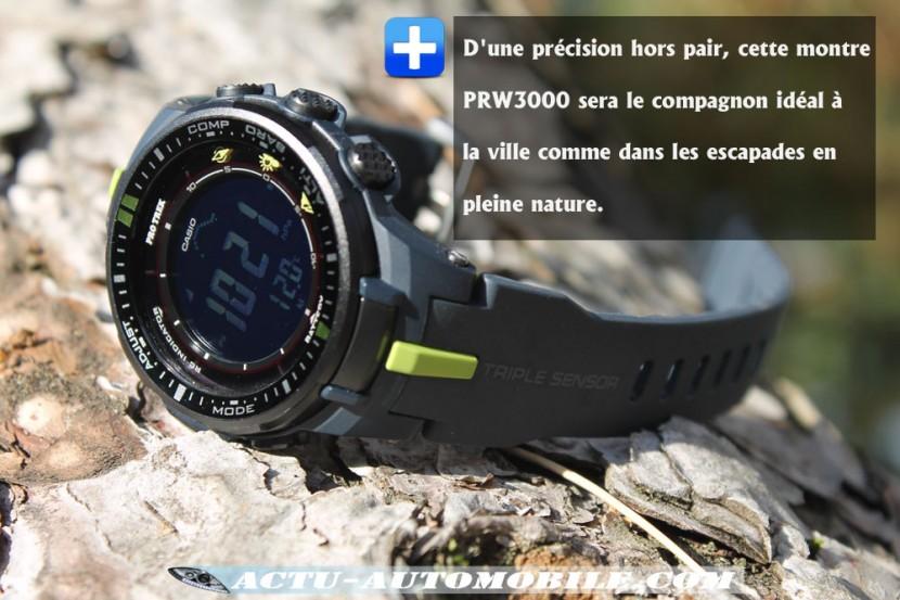 Casio Pro Trek PRW3000