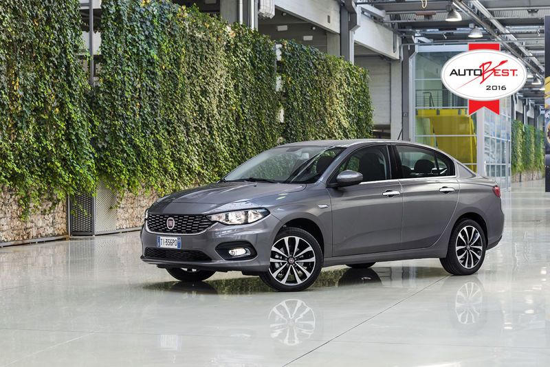 Nouvelle Fiat Tipo 2016