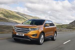 Nouveau Ford Edge