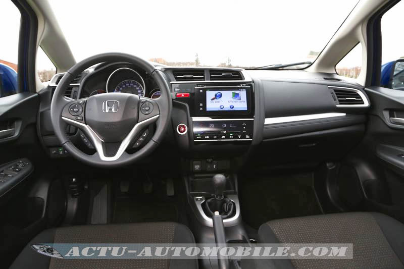 essai nouvelle honda jazz 1 3 i vtec l 39 astucieuse actu automobile. Black Bedroom Furniture Sets. Home Design Ideas