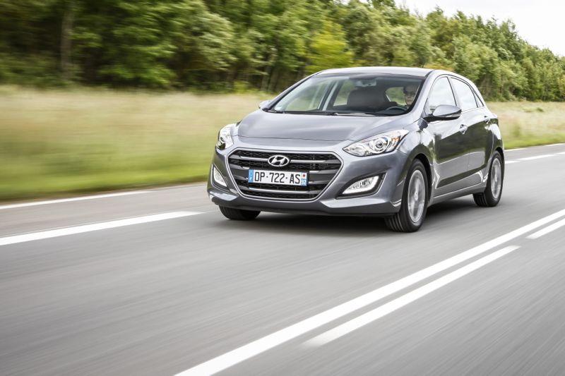 Essai de la Hyundai i30 restylée