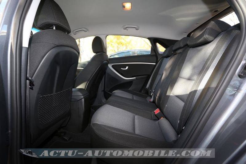 Banquette arrière Hyundai i30