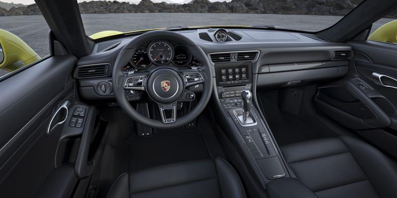 Nouvelle Porsche 911 Turbo S