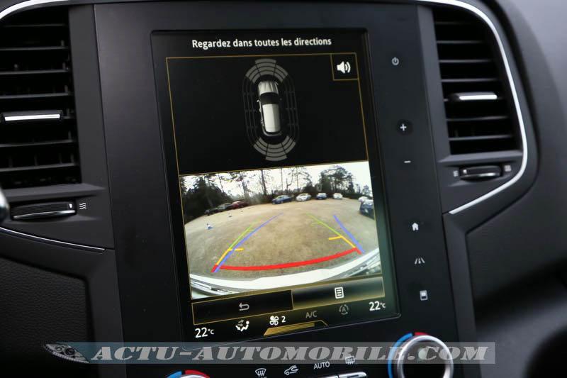 Système R-Link 2 de la nouvelle Renault Mégane