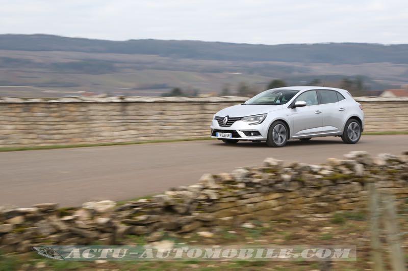 Essai nouvelle Renault Mégane