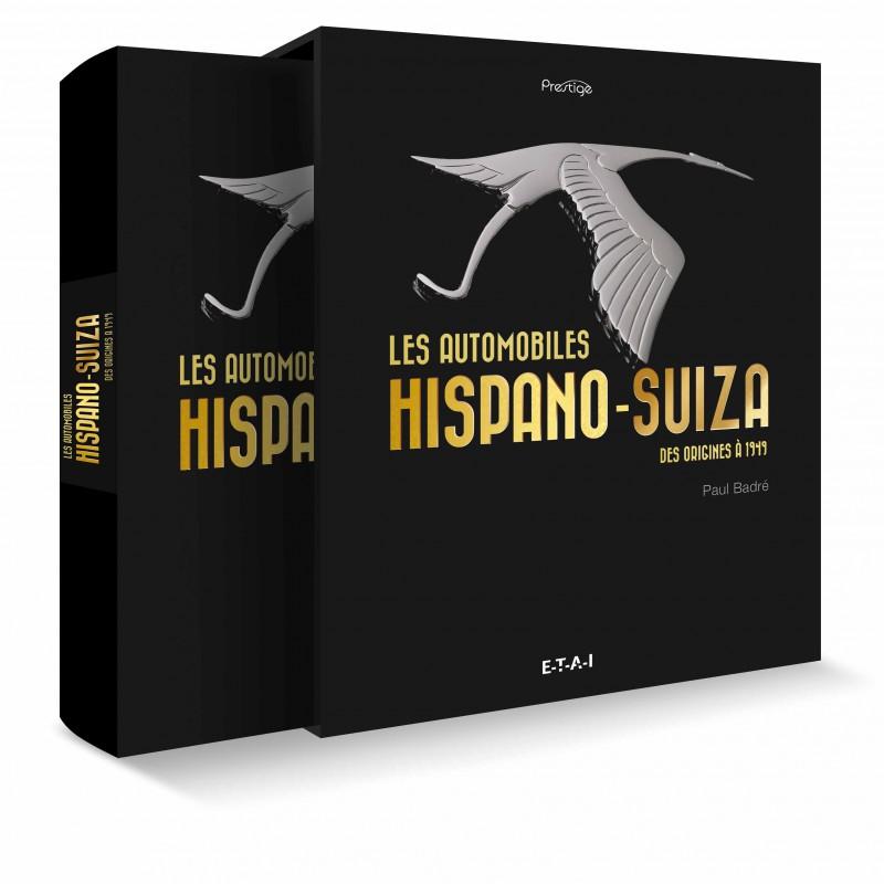 Livre : les automobiles Hispano-Suiza