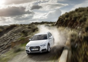 Nouvelle Audi A4 Allroad Quattro