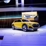 Audi h-tron Quattro concept : autonome et écolo