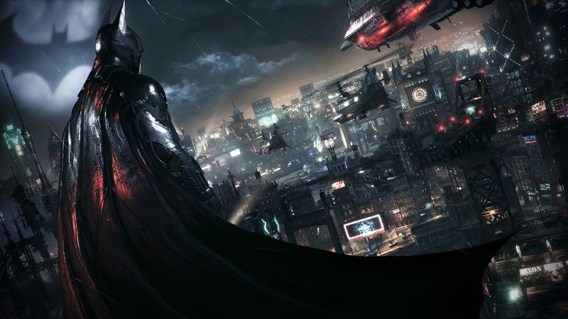 Batman Arkham Knight sur PS4