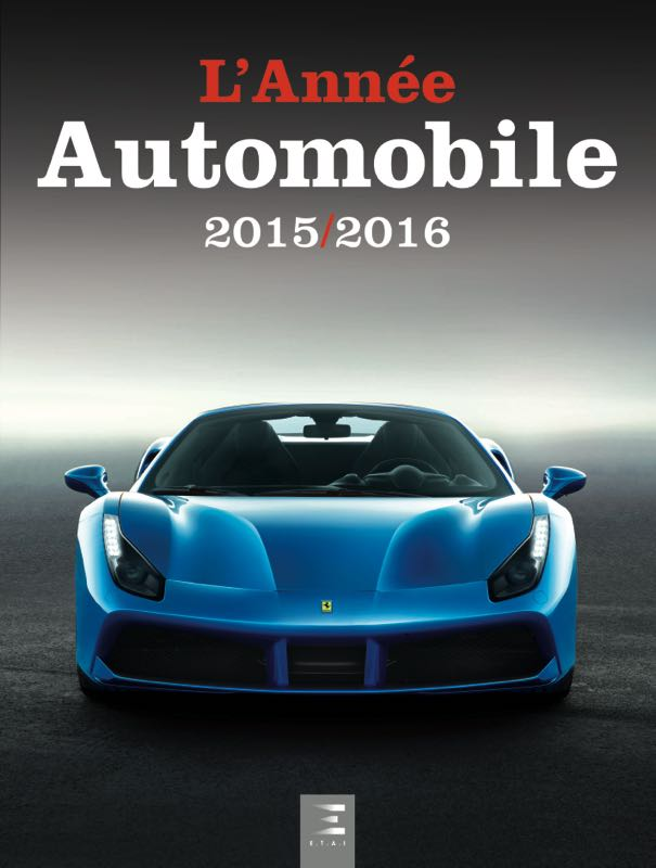 Livre : l'année automobile 2015 - 2016