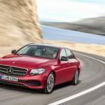 Nouvelle Mercedes Classe E : les photos officielles