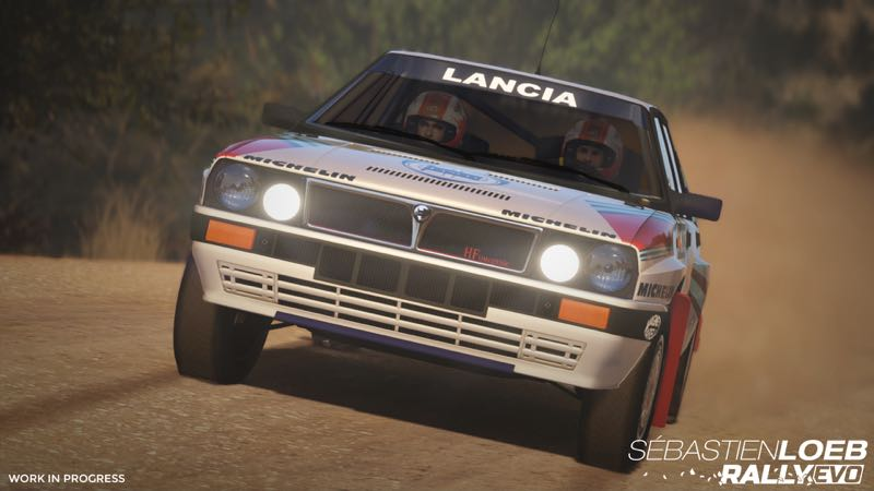 Test Sebastien Loeb Rally Evo sur PS4