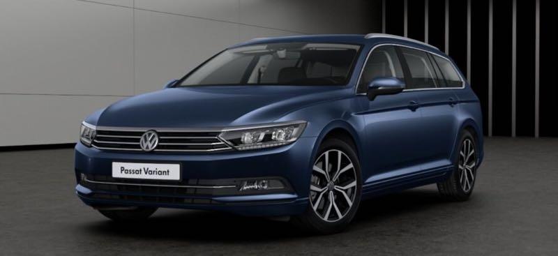 Série spéciale : Volkswagen Passat Connect