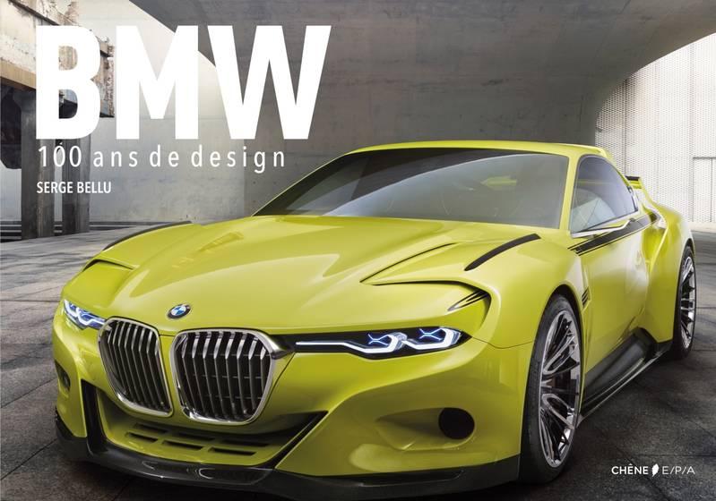 Livre : BMW 100 ans de design