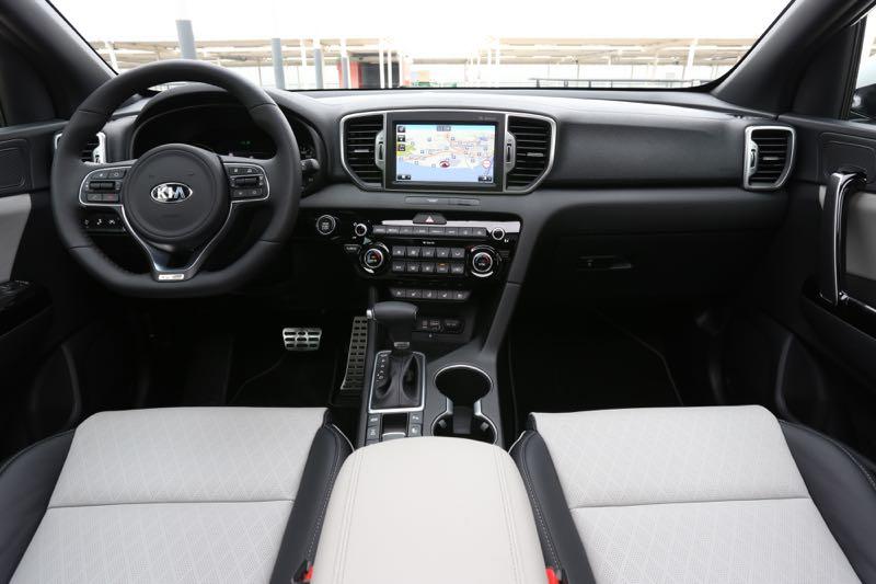 nouveau Kia Sportage