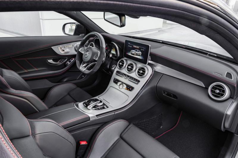 Mercedes C43 AMG 4 Matic Coupé