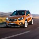 Opel Mokka X : profond restyling