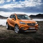 Les prix de l'Opel Mokka X 2016