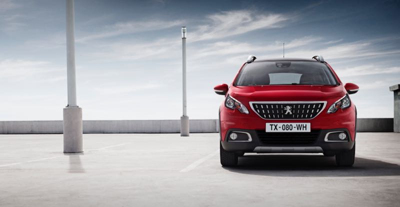 Nouveau Peugeot 2008