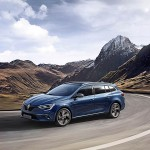Nouvelle Renault Mégane Estate : photos officielles !
