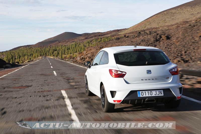 Seat Ibiza Cupra 1.8 TSI 192