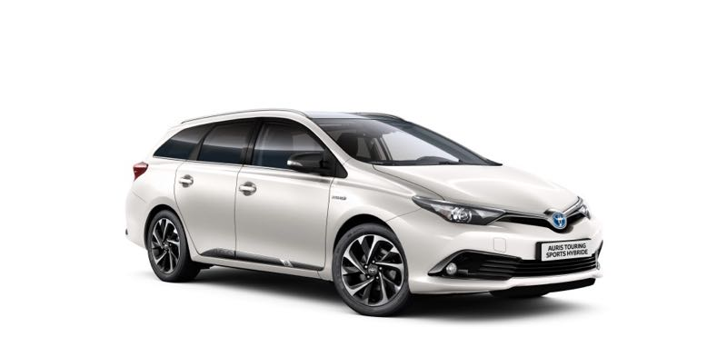 Toyota Auris Salomon Touring Sports Hybride