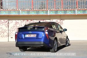 Essai Toyota Prius 2016 : conclusion, photos