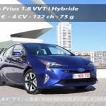 Essai nouvelle Toyota Prius : décalage assumé