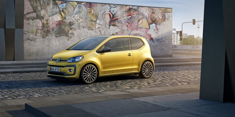Nouvelle Volkswagen up!
