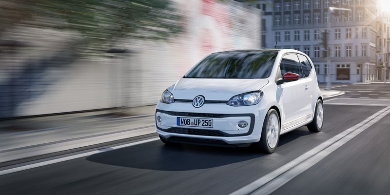 Nouvelle Volkswagen up!