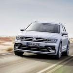 La gamme et les prix du nouveau Volkswagen Tiguan