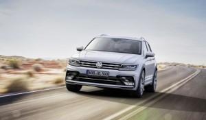 nouveau Volkswagen Tiguan avec pack R Line
