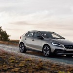 Volvo V40 : nouveau regard !